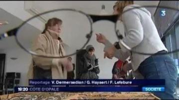 les givrés du cornet, sorbets Saint Omer, Christophe Peters les givrés du cornet